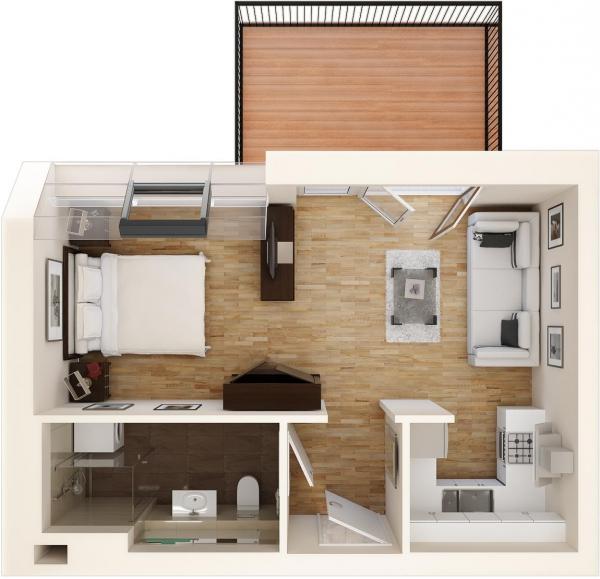 Provisionfrei Wohnung TOP 14 /  / 1210Wien / Bild 0