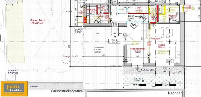 jpgcnt ---- Neue Eigentumsmaisonette & Garten im Zentrum Stammersdorf /  / 1210Stammersdorf / Bild 2