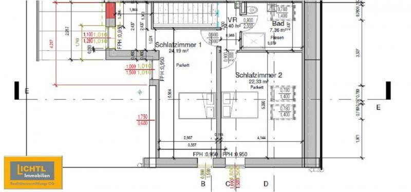 jpgcnt ---- Neue Eigentumsmaisonette & Garten im Zentrum Stammersdorf /  / 1210Stammersdorf / Bild 3
