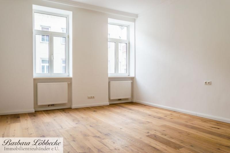 Erstbezug: sehr schöne 1-Zimmer Mietwohnung Nähe U3 Ottakring