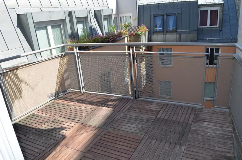 ZOLLERGASSE BEI FUZO MARIAHILFER STRASSE, sonnige 81 m2 Neubau mit 7 m2 Balkon/Loggia, 3 Zimmer, Komplettküche, Wannenbad, Parketten;