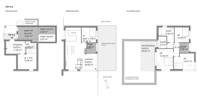 gbild -- ARCHITEKTENHAUS am WALDRAND - PROVISIONSFREI /  / 1140Wien / Bild 1