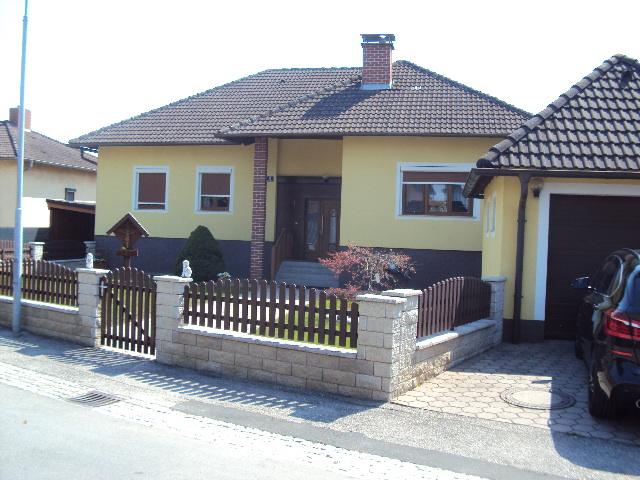 Top gepflegtes Einfamilienhaus in ruhiger Lage