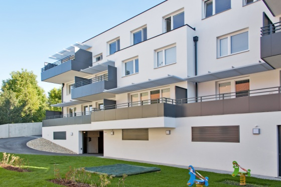 gbild -- Geförderte 3-Zimmer-Wohnung mit Balkon /  / 2405Bad Deutsch-Altenburg / Bild 0