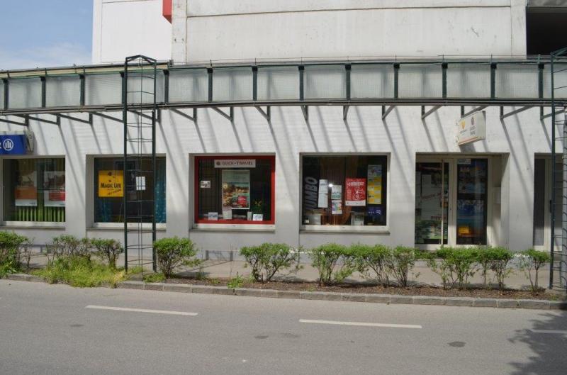 3400 KLOSTERNEUBURG; KREUTZERGASSE; 47 m2 Geschäftslokal/Büro mit Schaufenster, Teeküche