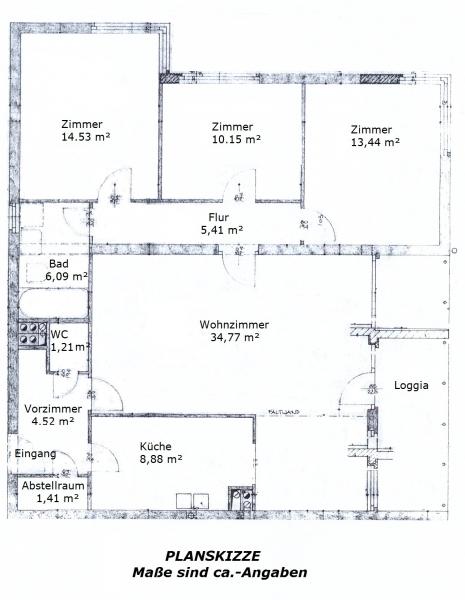 4 ZIMMER + BALKON + Lift + AUTOSTELLPLATZ /  / 2000Stockerau / Bild 5