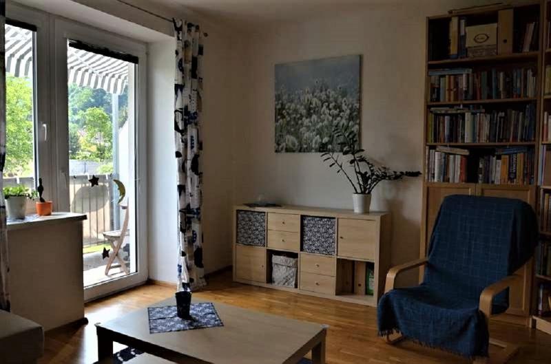 jpgcnt ---- Wohnen im Grünen - 2-Zimmerwohnung mit Balkon und Garten  /  / 2410Hainburg an der Donau / Bild 2