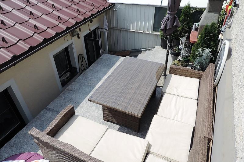 Entzückende Maisonettewohnung mit Dachterrasse /  / 2243Matzen / Bild 3