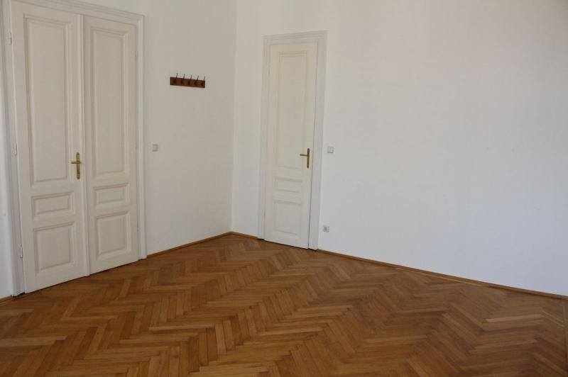 AYRENHOFFGASSE - NUSSDORFER STRASSE, unbefristete 81 m2 Altbau,  2 Zimmer, Kabinett, Komplettküche, Wannenbad, Parketten,  /  / 1090Wien / Bild 2
