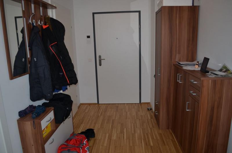 jpgcnt ---- LEYSTRASSE; sonnige 61 m2 Neubau mit 6 m2 Balkon, 2 Zimmer, Komplettküche; Wannenbad, Parketten; Garagenplatz /  / 1020Wien / Bild 1