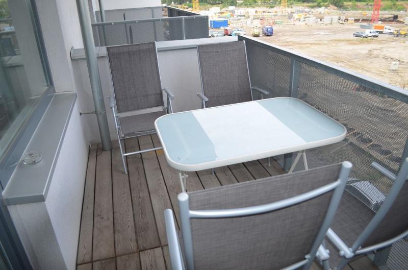 LEYSTRASSE; sonnige 61 m2 Neubau mit 6 m2 Balkon, 2 Zimmer, Komplettküche; Wannenbad, Parketten; Garagenplatz /  / 1020Wien / Bild 4