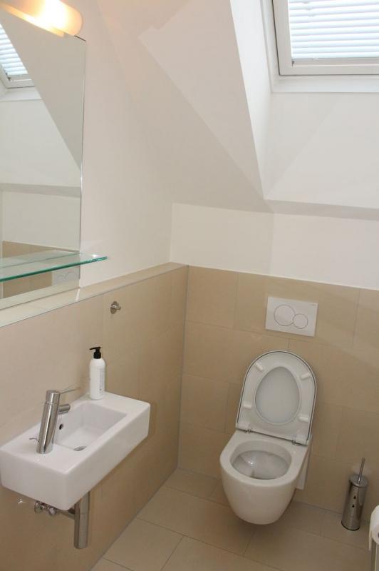 jpgcnt ---- BÖCKLINSTRASSE! PRATERCOTTAGE-DONAUKANAL-NÄHE, klimatisiertes 144 m2 Dachgeschoß mit 48 m2 Terrassen/Loggia, 3 Zimmer, Komplettküche, Wannenbad, Fernblick, unbefristet! /  / 1020Wien / Bild 6
