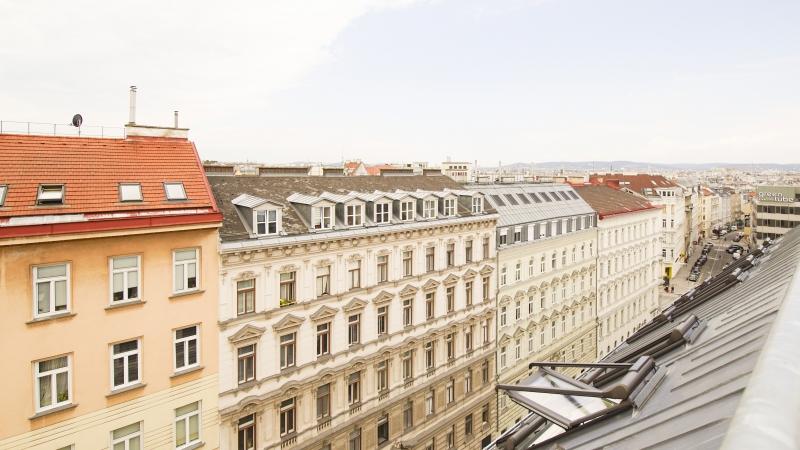Traumblick, DG Maisonette, 4 Zimmer, 2 Terrassen /  / 1050Wien / Bild 1