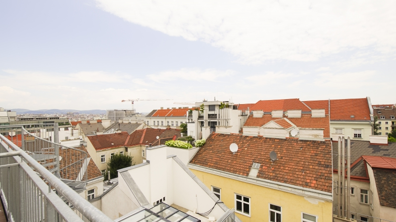 Traumblick, DG Maisonette, 4 Zimmer, 2 Terrassen /  / 1050Wien / Bild 2