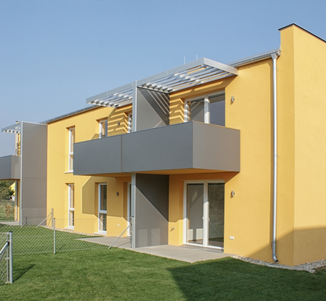 gbild -- Stilvolle, provisionsfreie 3-Zimmer-Wohnung mit Balkon /  / 2412Wolfsthal / Bild 1