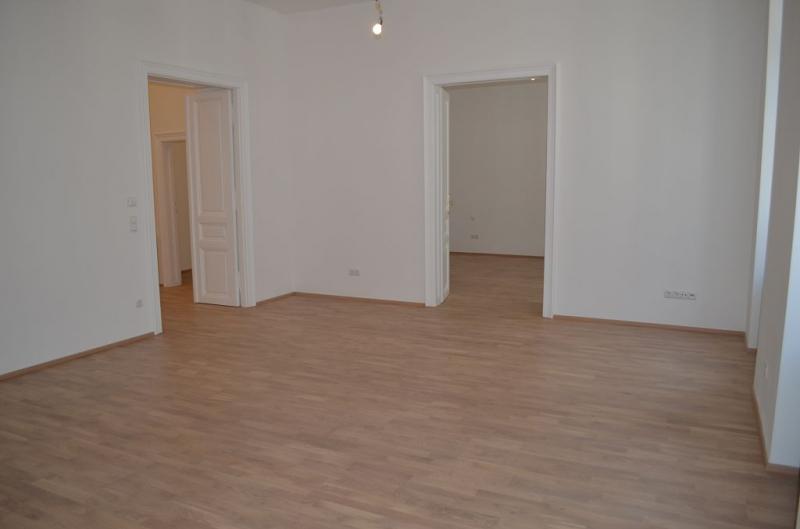 gbild -- ERSTBEZUG! REMBRANDTSTRASSE! Donaukanal-Nähe, 130 m2 Altbau, 3 Zimmer, 3er-WG-geeignet, Wohnküche, 2 Bäder, Parketten, Ruhelage /  / 1020Wien / Bild 4