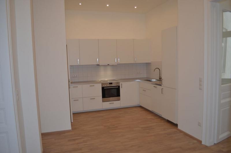 gbild -- ERSTBEZUG! REMBRANDTSTRASSE! Donaukanal-Nähe, 130 m2 Altbau, 3 Zimmer, 3er-WG-geeignet, Wohnküche, 2 Bäder, Parketten, Ruhelage /  / 1020Wien / Bild 7