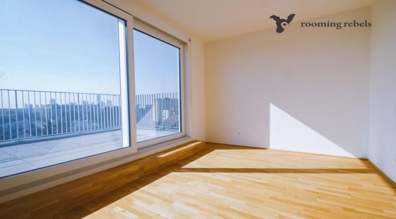 gbild -- Ich bin JOE - und Du erkennst mich an meinen 112m den 3 Zimmern und der 37m2 Terrasse  /  / 1210Floridsdorf / Bild 4