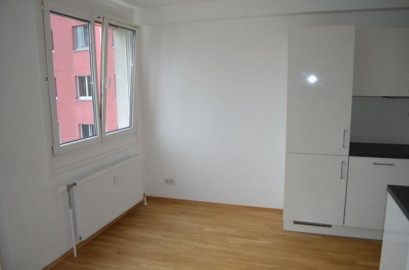 jpgcnt ---- KORNHÄUSELGASSE! SONNIGE 50 m2 NEUBAU-GARCONNIERE INKL. 5 m2 LOGGIA; Einzelwohnraum mit Komplettküche, Wannenbad, Parketten; /  / 1200Wien / Bild 0