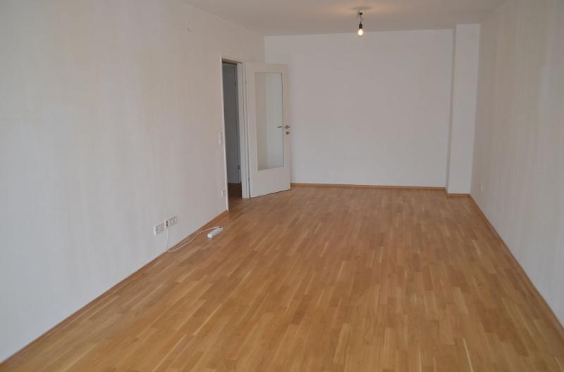 gbild -- KORNHÄUSELGASSE! SONNIGE 50 m2 NEUBAU-GARCONNIERE INKL. 5 m2 LOGGIA; Einzelwohnraum mit Komplettküche, Wannenbad, Parketten; /  / 1200Wien / Bild 4