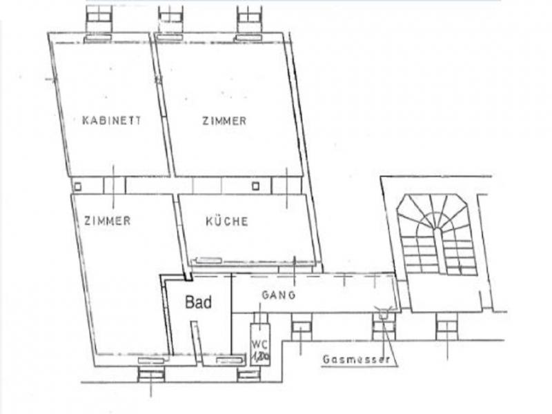 jpgcnt ---- Bezaubernde Wohnung im ersten Stock- hell und zentrumsnah /  / 2410Hainburg an der Donau / Bild 3