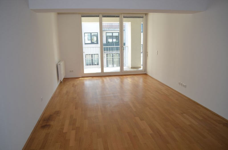 gbild -- HUMBOLDTGASSE! UNBEFRISTET! BEHINDERTENGERECHTE 80 m2 ALTBAU INKLUSIVE LOGGIA, 2 Zimmer, Kochnische, Duschbad, 4. Liftstock,  /  / 1100Wien / Bild 2