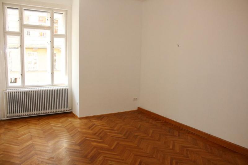 WÄHRINGER STRASSE! Aumannplatz-Nähe, unbefristete 83 m2 Altbau, 2 Zimmer, 2er-WG-geeignet, Kabinett, Wohnküche, Wannenbad, Parketten,  /  / 1180Wien / Bild 1