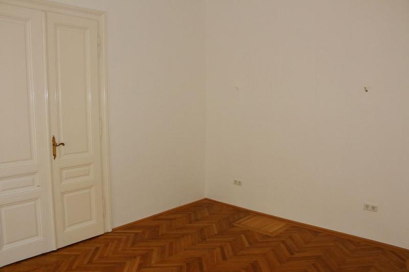 WÄHRINGER STRASSE! Aumannplatz-Nähe, unbefristete 83 m2 Altbau, 2 Zimmer, 2er-WG-geeignet, Kabinett, Wohnküche, Wannenbad, Parketten,  /  / 1180Wien / Bild 0