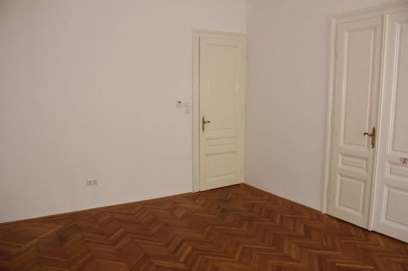 WÄHRINGER STRASSE! Aumannplatz-Nähe, unbefristete 83 m2 Altbau, 2 Zimmer, 2er-WG-geeignet, Kabinett, Wohnküche, Wannenbad, Parketten,  /  / 1180Wien / Bild 2