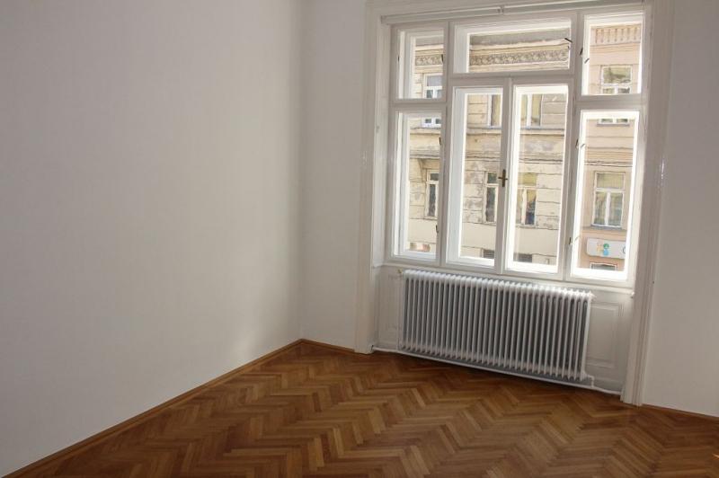 WÄHRINGER STRASSE! Aumannplatz-Nähe, unbefristete 83 m2 Altbau, 2 Zimmer, 2er-WG-geeignet, Kabinett, Wohnküche, Wannenbad, Parketten,  /  / 1180Wien / Bild 9