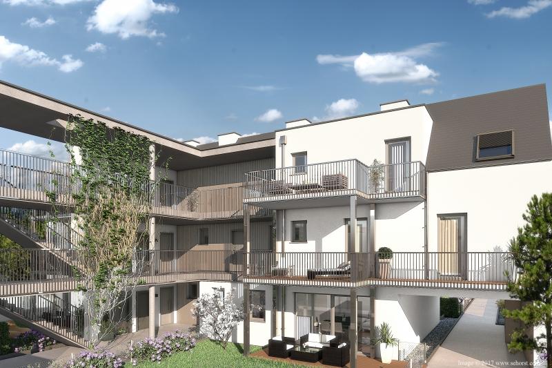 gbild -- 4-Zimmer-Terrassen-Wohnung in Brunn /  / 2345Brunn am Gebirge / Bild 1