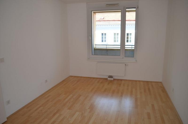 gbild -- FUZO-FAVORITENSTRASSE! U1-KEPLERPLATZ;  SONNIGE 66 m2 NEUBAU MIT 5 m2 LOGGIA, 2 Zimmer, Kochnische, Wannenbad, Parketten; Ruhelage /  / 1100Wien / Bild 7