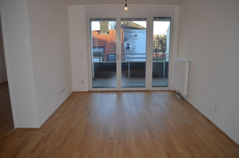 gbild -- DIRMHIRNGASSE, topgepflegte 53 m2 Neubau inkl. 5 m2 Loggia, 2 Zimmer, Komplettküche, Wannenbad, Parketten,  /  / 1230Wien / Bild 1