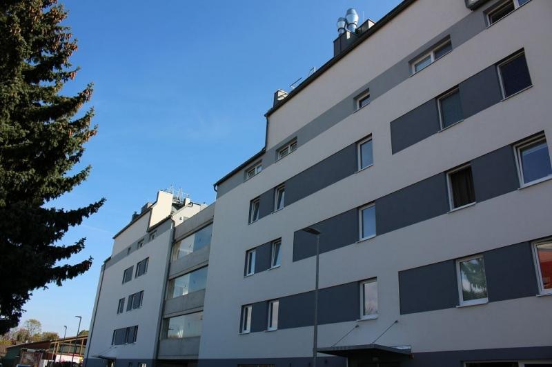 jpgcnt ---- ST. PÖLTEN! WIDERINSTRASSE, sonnige 70 m2 Neubau mit 9 m2 Loggia, 3 Zimmer, Komplettküche, Wannenbad, Parketten /  / 3100St. Pölten / Bild 3