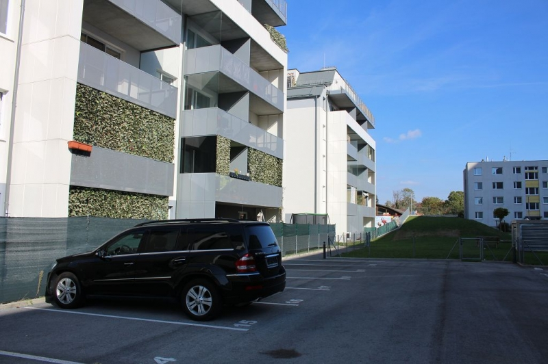 gbild -- ST. PÖLTEN! WIDERINSTRASSE, unbefristete 70 m2 Neubau mit 10 m2 Loggia, 3 Zimmer, Komplettküche, Wannenbad, Parketten /  / 3100Sankt Pölten / Bild 1