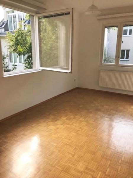 gbild -- GEMÜTLICHE MIET-Wohnung - 3 Zimmer mit Gemeinschaftsgarten /  / 1190Wien / Bild 1