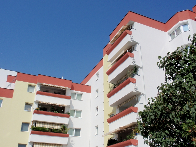 Zentrumsnahe Wohnung mit Loggia und Balkon (provisionsfrei)