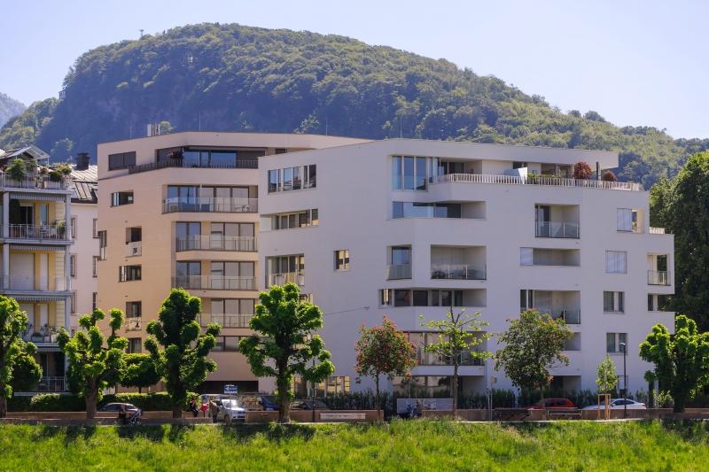 Ihr Logenplatz - über den Dächern von Salzburg!