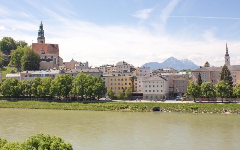 gbild -- Ihr Logenplatz - über den Dächern von Salzburg! /  / 5020Salzburg / Bild 1