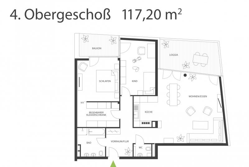 gbild -- Ihr Logenplatz - über den Dächern von Salzburg! /  / 5020Salzburg / Bild 2