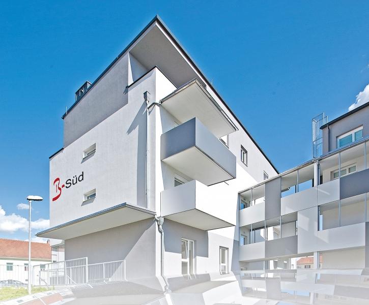 gbild -- Provisionsfreie, geförderte 3-Zimmer-Maisonette-Wohnung mit Eigentumsoption /  / 7551Stegersbach / Bild 1