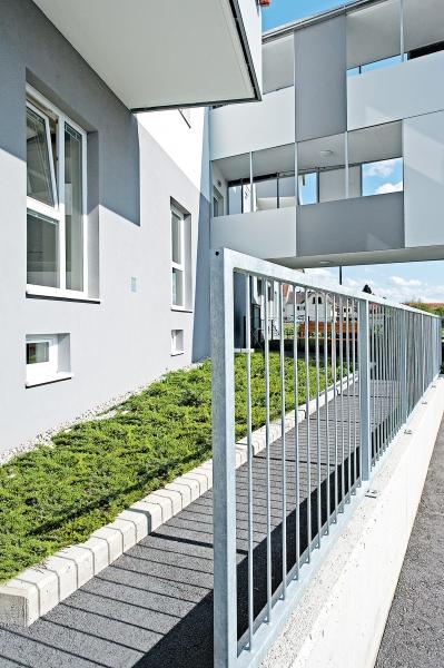 gbild -- Provisionsfreie, geförderte 3-Zimmer-Maisonette-Wohnung mit Eigentumsoption /  / 7551Stegersbach / Bild 2