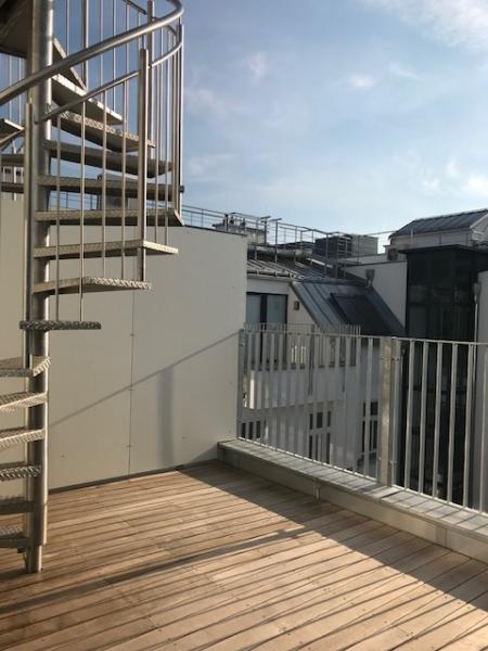 gbild -- Exklusive Dachterrassen-Wohnung in 1090 Wien /  / 1090 / Bild 4