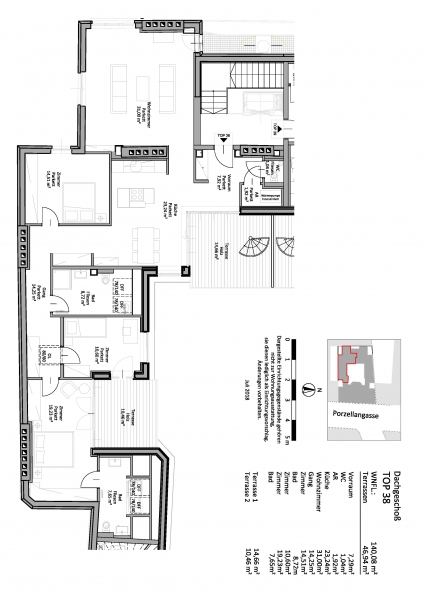 gbild -- Exklusive Dachterrassen-Wohnung in 1090 Wien /  / 1090 / Bild 6