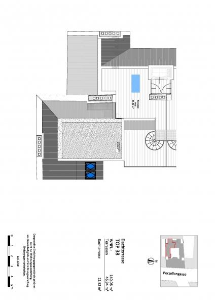 gbild -- Exklusive Dachterrassen-Wohnung in 1090 Wien /  / 1090 / Bild 7