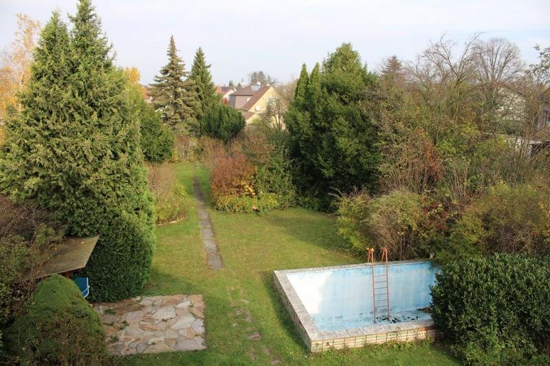 gbild -- 3430 TULLN AN DER DONAU! sanierungsbedürftiges ca. 95 m2 Einfamilienhaus mit Garage und  899 m2 Gesamtgrund in herrlicher Grünruhelage, 3 Zimmer, Wohnküche, Vollkeller,  /  / 3430Tulln an der Donau / Bild 1