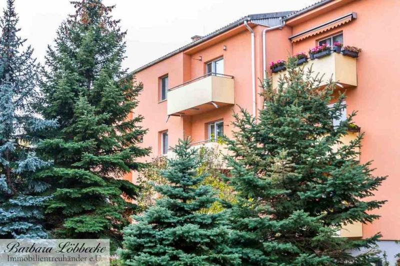 Renovierte 3-Zimmer Wohnung mit Balkon und Parkplatz