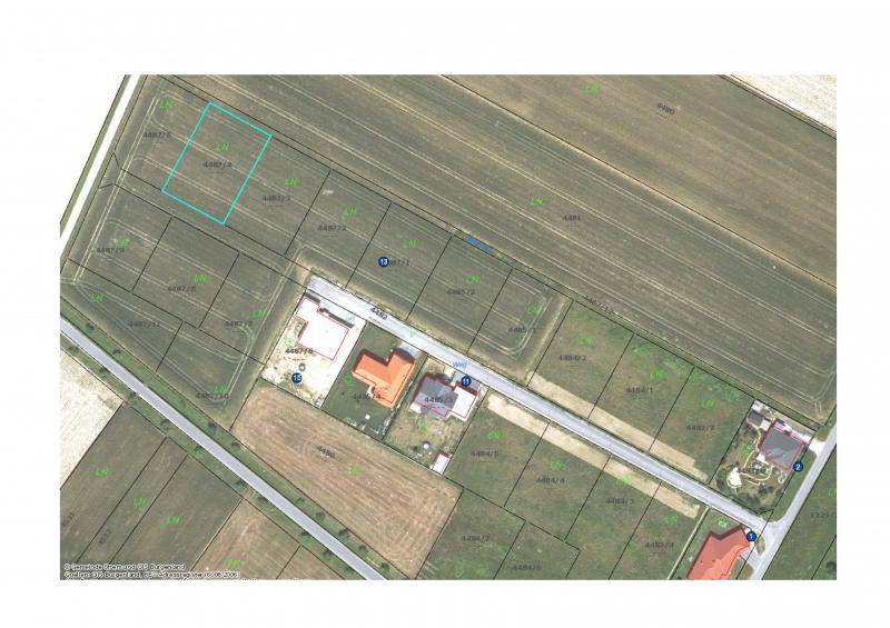 € 15 /m² - Baugrundstücke im Ortsteil Strem /  / 7522Strem / Bild 3