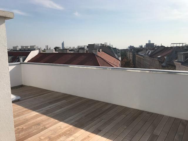 Luxuriöse Dachterrassen-Wohnung