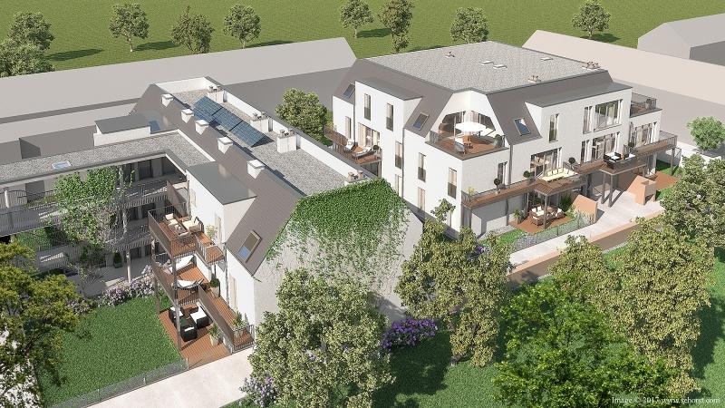 Zwei-Zimmer-Dachgeschoß-Wohnung in Brunn